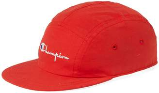 Champion Reverse Weave Logo 5 Panel Cap