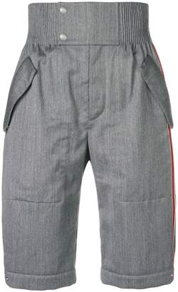 Thom Browne Articulated Double-Pocket Short