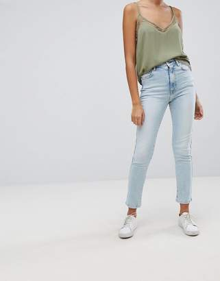 Pepe Jeans Cropped Skinny Jeans