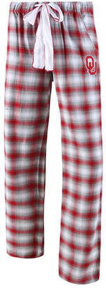 Concepts Sport Women's Oklahoma Sooners Forge Flannel Pants