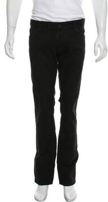 DSQUARED2 Tonal Straight-Leg Jeans
