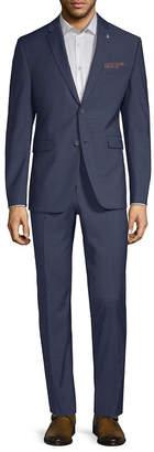 Original Penguin Classic Fit Wool-Blend Suit