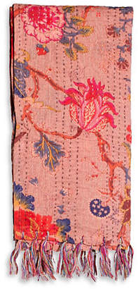 +Hotel by K-bros&Co TAJ HOTEL Kantha Cotton Scarf