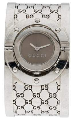 0c25802aa0f Gucci Twirl Watch - ShopStyle