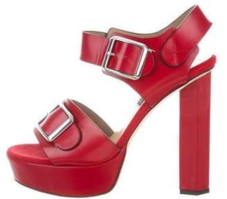 Chrissie Morris Ida Platform Sandals
