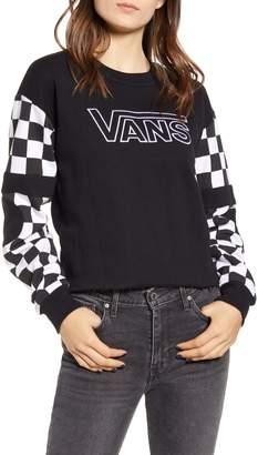 Vans BMX Crew Fleece Sweatshirt