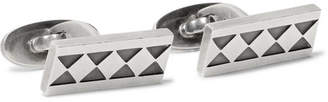 Georg Jensen Foundwell Sterling Silver Cufflinks