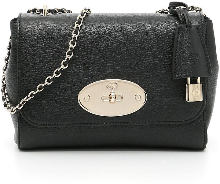 MulberrySmall Classic Grain Lily Bag