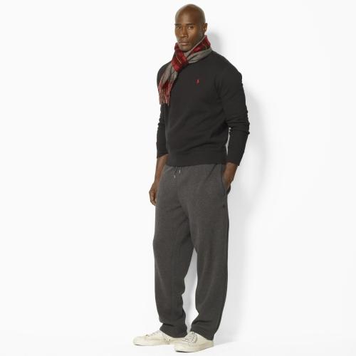 Polo Ralph Lauren Big & Tall French-Rib Fleece Pant