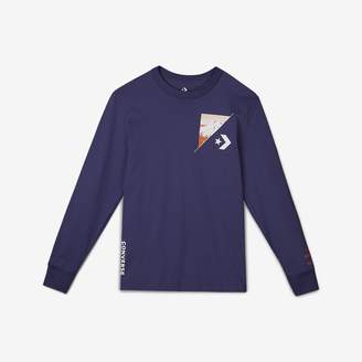 Converse Mountain Club Mens Long-Sleeve T-Shirt