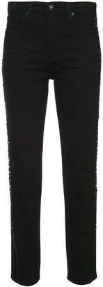 AG Jeans Isabelle high-rise jeans