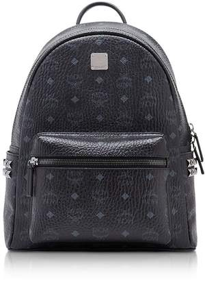 MCM (エムシーエム) - Mcm Black Small-medium Stark Backpack