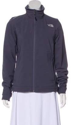 The North Face Fleece-Lined Zip Jacket