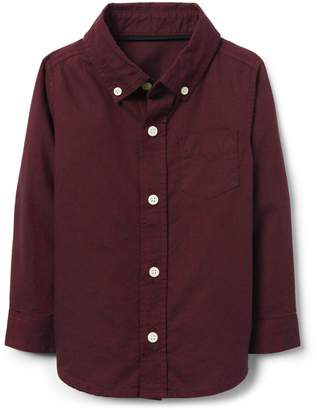 Crazy 8 Crazy8 Toddler Oxford Shirt