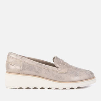 c88a4696378ff Clarks Loafers Womens - ShopStyle Australia