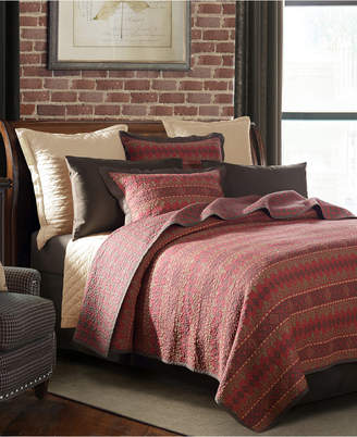 Hiend Accents Rushmore 2 Pc Twin Quilt Set