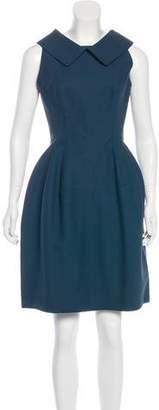 Alaia A-Line Mini Dress