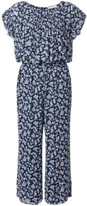 MICHAEL Michael Kors floral cropped jumpsuit
