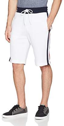 Southpole Men's Fleece Jogger Shorts