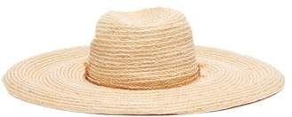 BEIGE Lola Hats - Re Jolly Rancher Straw Hat - Womens