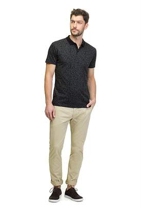 Country Road Floral Print Polo