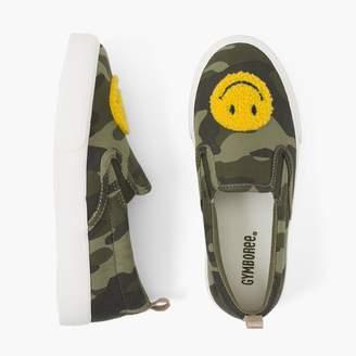 Gymboree Happy Camo Sneakers