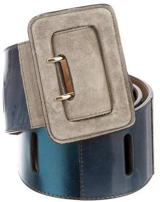 Schumacher Dorothee Adjust Multicolor Waist Belt w/ Tags