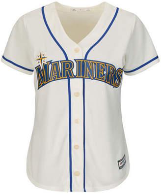 Majestic Women's Seattle Mariners Replica Jersey