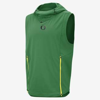 Nike College Shield Fly Rush (Ohio State) Men's Hooded Pullover Vest