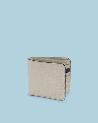 Ted Baker ASTRIDD Palmelato leather bi-fold wallet
