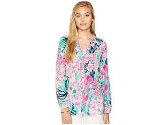 Lilly Pulitzer Button Front Elsa