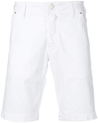 Jacob Cohen fitted chino shorts