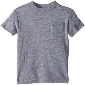 Chaser Kids Jersey Short Sleeve Pocket Tee Boy's T Shirt