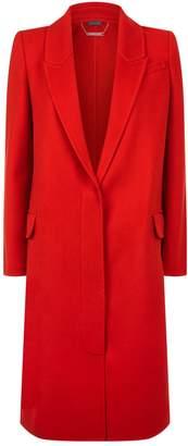 Alexander McQueen Oversized Coat
