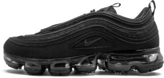 Nike Vapormax '97 (GS) Black/Metallicsilver