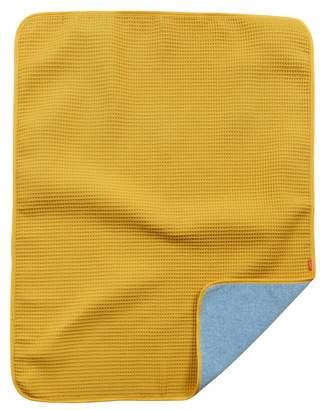 Ideenreich 2567 2567 Baby Blanket Mustard 70 x 90 cm Yellow