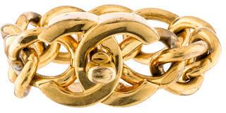 ChanelChanel Turn-Lock CC Link Bracelet