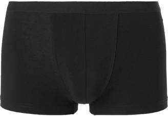 Acne Studios Konrad Stretch-Cotton Boxer Briefs $50 thestylecure.com