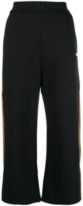 MSGM wide-leg sweatpants