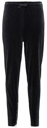 IRO Adila Cotton-blend Velvet Track Pants