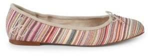 Sam Edelman Felicia Striped Ballet Flats
