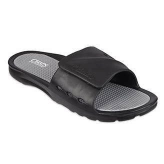 Chaps Men's Slide Athletic Sandal Sandal