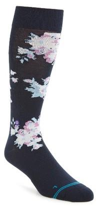 Men's Stance Murphy Floral Socks $20 thestylecure.com