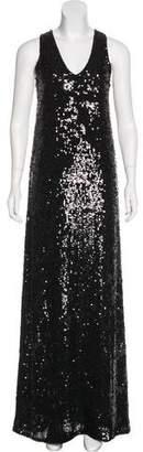 Calypso Embellished Evening Dress w/ Tags
