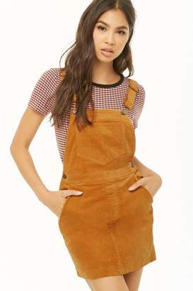 Forever 21 Overall Mini Dress