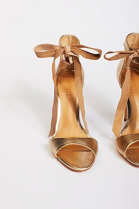 Rene Heel by Schutz at Free People $180 thestylecure.com
