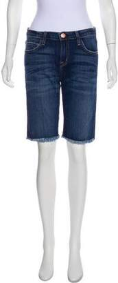 Current/Elliott Denim Bermuda Shorts w/ Tags
