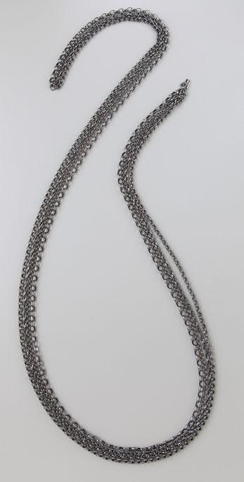 Tuleste Market Quad Strand Necklace