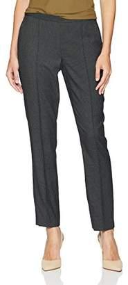 Calvin Klein Women's Novelty Pant with Slant Pockets