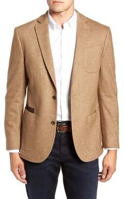 FLYNT Regular Fit Knit Wool Blend Sport Coat